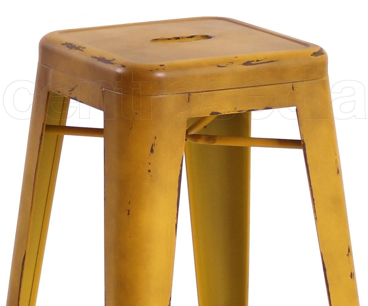 Castore sgabello alto metallo vintage sgabelli vintage e